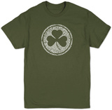 Irish Clover Tshirts