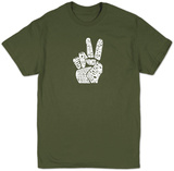 Give Peace A Chance Shirts
