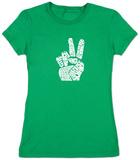 Juniors: Give Peace A Chance Koszulka
