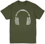 Hovedtelefoner T-Shirt