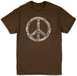 Peace 77 T-Shirt