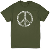 Peace 77 Vêtements