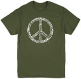 Peace 77 Tshirt