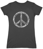 Juniors: Peace 77 Shirts