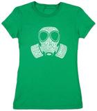 Juniors: Gas Mask Shirts