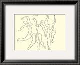 Trois Danseuses, c.1924 Print by Pablo Picasso