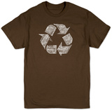Recycle Symbol Vêtement