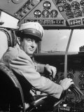 Pilot Lt. Col. Henry T. Myers on President Harry S. Truman's New Plane