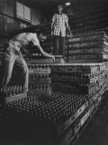 Supply of Coca Cola at Guantanamo Naval Base Reprodukcja zdjęcia