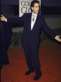 Comedian Jerry Seinfeld at Golden Globe Awards Fototryk i høj kvalitet af Mirek Towski