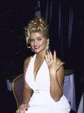 Model Anna Nicole Smith Fototryk i høj kvalitet