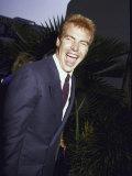 Actor Dennis Quaid Premium fotoprint van Kevin Winter