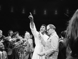 Boxer Cassius M. Clay, Aka Muhammad Ali, Proclaiming Himself the Greatest Speciální fotografická reprodukce