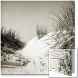 Baltrum Beach, no. 10 Print by Katrin Adam