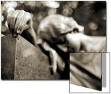 Cemetery Statues, no. 2 Prints by Katrin Adam