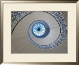 Queen&#39;s House Interior Staircase Prints by Neil Setchfield