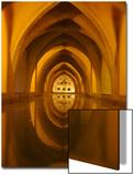 Golden Arch Hallway Art by Tim Kahane