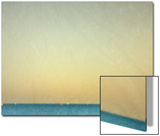 Robert Cattan - Sailboats under Pearl Sky Obrazy