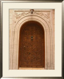Door in Old Town, Al-Jdeida, Aleppo (Haleb), Syria, Middle East Prints by Christian Kober