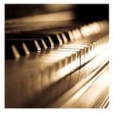 Pianoland Schilderij van Louis Ducharme