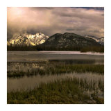 Vermillion Lake II Posters by Rick Schimidt