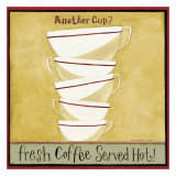 Another Cup II Posters by Dan Dipaolo