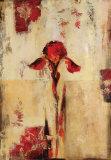 Rojo Floral II Prints by  Georgie