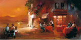 Dinner for Two I Prints by Willem Haenraets