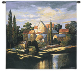 Autumn Memories Wall Tapestry by Max Hayslette