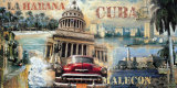 La Habana, Cuba Kunstdrucke von John Clarke
