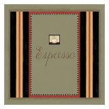 Espresso Print by Dan Dipaolo