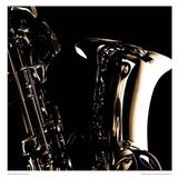 Jazzihot Prints by Jean-François Dupuis