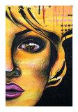 L'Ame Jaune Prints by Vicky Filiault