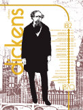Charles Dickens Posters by Christopher Rice