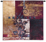 Morning Dream I Wall Tapestry by Susan Osborne