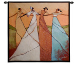 Unity Wall Tapestry by Monica Stewart