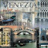 San Marco, Venezia I Plakater af John Clarke