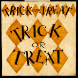 Trick or Treat IV Poster by Dan Dipaolo