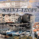 Saint-Trope, Provence I Prints by John Clarke