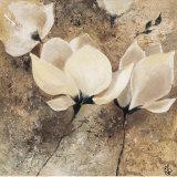 Magnolia II Kunstdrucke von Yuliya Volynets