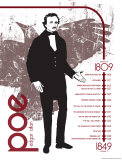 Edgar Allan Poe Prints by Jeanne Stevenson