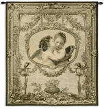 The First Kiss Wall Tapestry