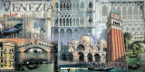 San Marco, Venezia Posters af John Clarke