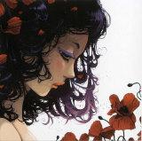 Les Fleurs Rouges Art by Ludovic Jacqz