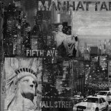 Manhattan in Black and White I Posters by John Clarke