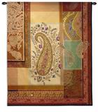 Bohemian Paisley Wall Tapestry