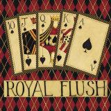 Royal Flush Art by Dan Dipaolo