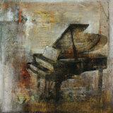 Musique Concerte Posters by Dennis Carney