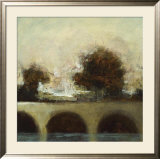 Foggy Bridge I Prints by Randy Hibberd