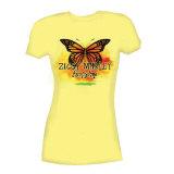 Juniors: Ziggy Marley - Butterfly Tee T-Shirt